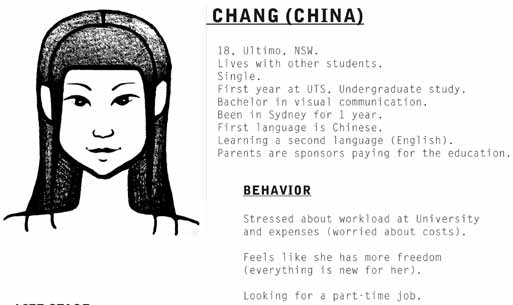MÉTODO 8 Personas Mandy Chang, 18 International student Take control of my new life and create strong relationships for my future.