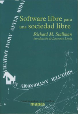 Software libre para una sociedad libre Richard M.