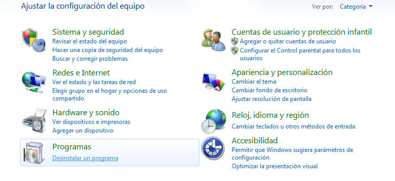 - Windows Vista/7/8.