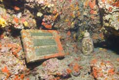 None of the underwater memorial sites in Lanzarote are due to diving. They actually honor respected people, who were also diving enthusiasts.