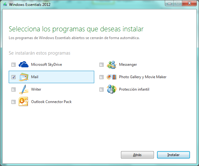 3. Comenzará la instalación de Windows