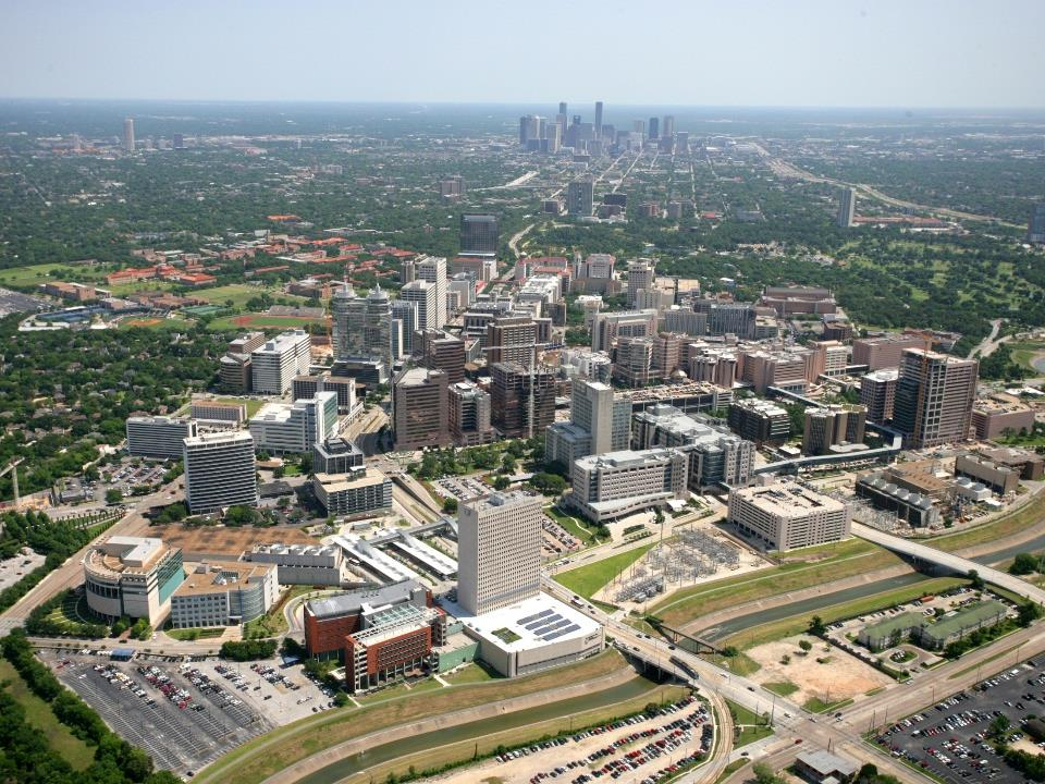 WHY HOUSTON THE CITY OF MEDICINE Home to the Texas Medical Center with its 54 member institutions Home to the