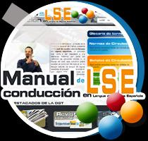 MATERIALES Manual de conducción en LSE El Ministerio del Interior, a través de la
