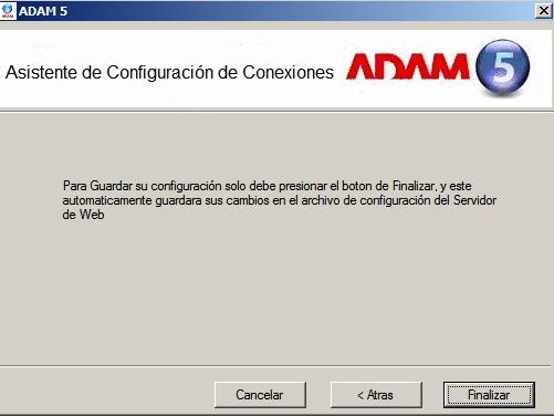 6 Configuración de archivo WebConfig Figura 122 Revisar en: C:\Program Files