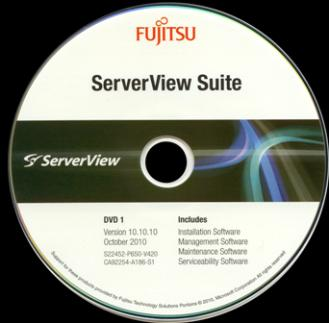 Fujitsu PRIMERGY ServerView Suite Performance and Threshold Manager Resource Management Remote Management Power Control and Monitoring Update Management local Server