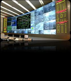 Soluciones de Video vigilancia Seguridad Nacional Controlling power: Society entities like hot area,public and vehicle Respuesta a Emergencias The brain of Emergency command center Policia