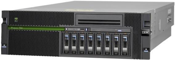 Power is the Innovation that will Deliver Business Advantages Leadership Performance and Energy Efficiency Industry leading performance with POWER7 processors Power 750 Express: 1- to 4-socket; 6- or