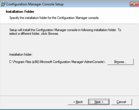 56 System Center Configuration Manager (SCCM) 2012 3. Escribir wsrv990.esade.