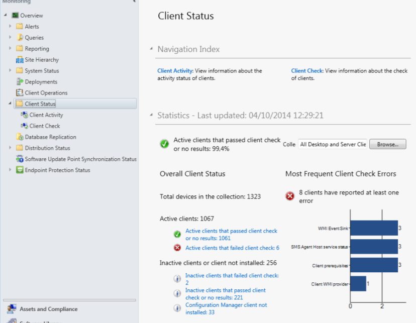 64 System Center Configuration Manager (SCCM) 2012 A.