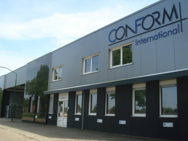 Conform-Tammet Ruwbouwbeveiliging project Doha Qatar Contact Head office: Conform International BV Postbus 74 Havenweg 17a 5700 AB Helmond
