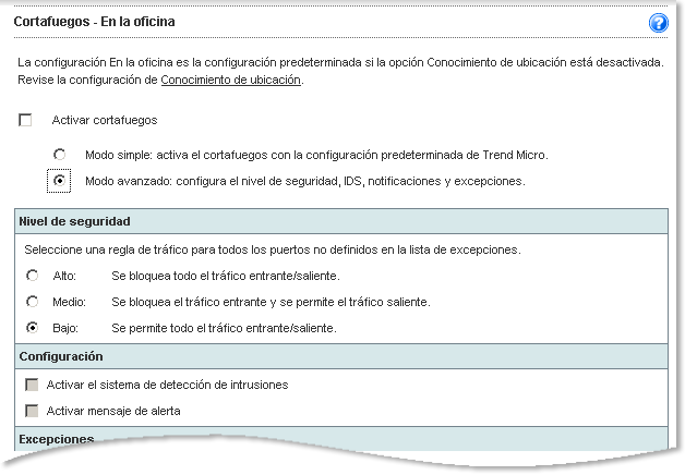 Guía de instalación de Trend Micro Worry-Free Business Security 6.