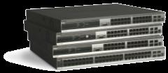8.6 Solución con D-Link DES-7200 y 10G Stack Series xstack DES-7206 xstack Edge Switches Internet xstack DES-7210 Core Switch