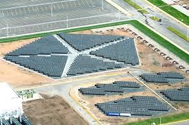 35 MW photovoltaic plant in the Saltillo municipality Plant operating
