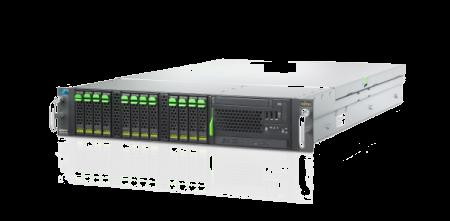 Fujitsu PRIMERGY RX300 S6 The 2 U virtualization powerhouse Feature Overview Focus on performance Latest Intel Xeon Processor