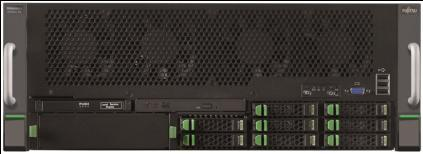 Fujitsu PRIMERGY RX600 S6 Scalability and balanced composition ensure your growth Based on the new Intel Xeon processor E7-2800 and E7-4800 product family Feature Overview More