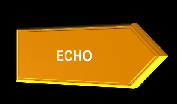13 / ECHO Ubica Detecta Supervisa Responde Thales Emergency and Crisis Handling Operations (ECHO)