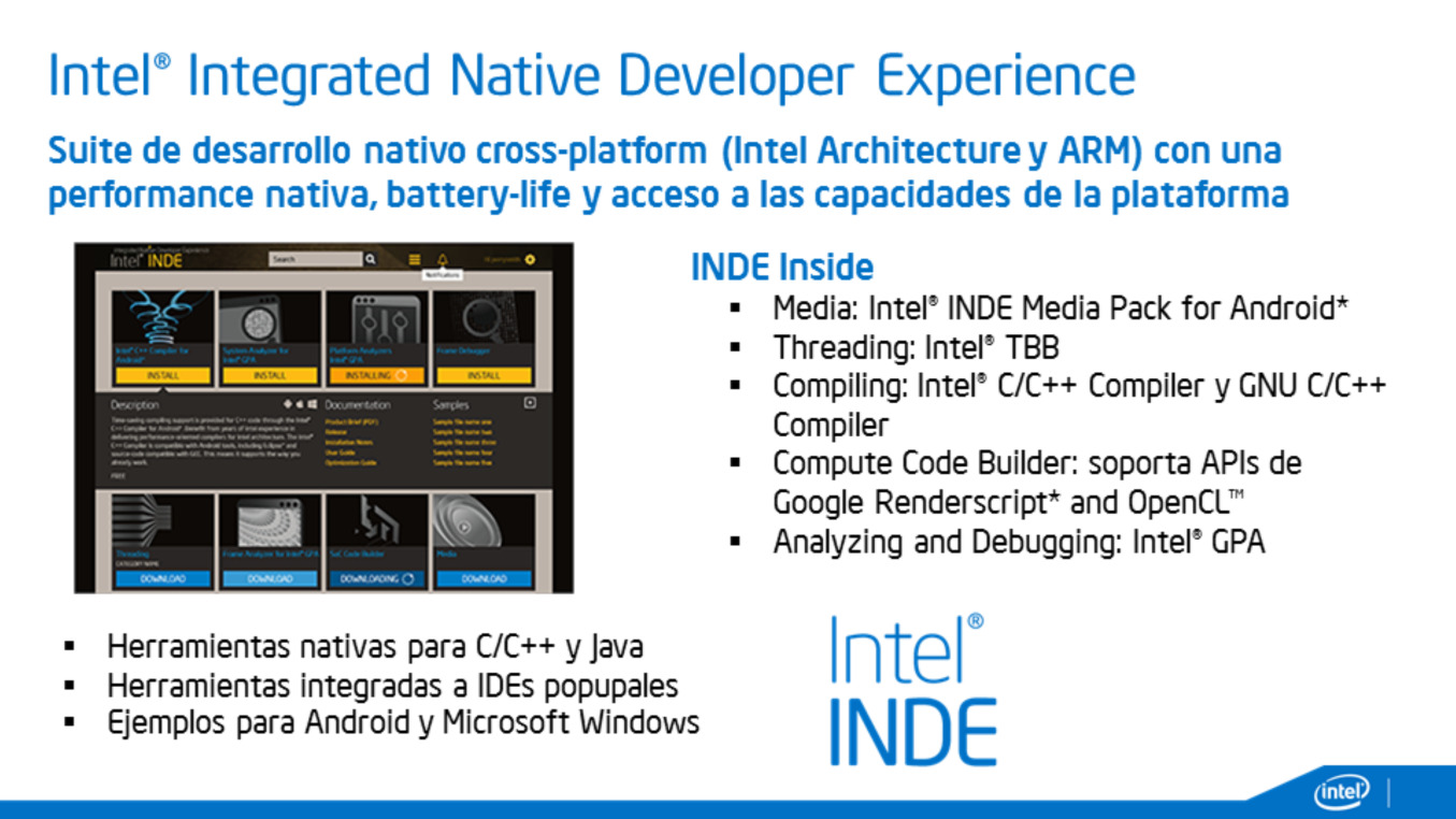 What is Intel INDE?