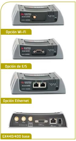 Routers SierraWireless GX400-3G La serie (GX400) 3G Es