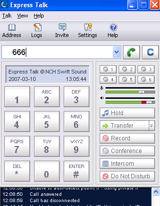 Conceptos: Redes VoIP Softphone