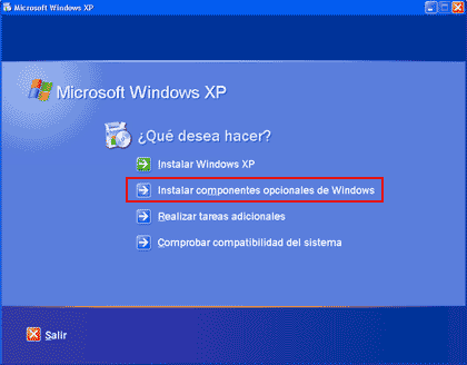 ANEXO D: MANUAL DE USUARIO DE GESLA Instalación de IIS Internet Information Server (IIS) es el servidor de páginas web de la plataforma Windows.