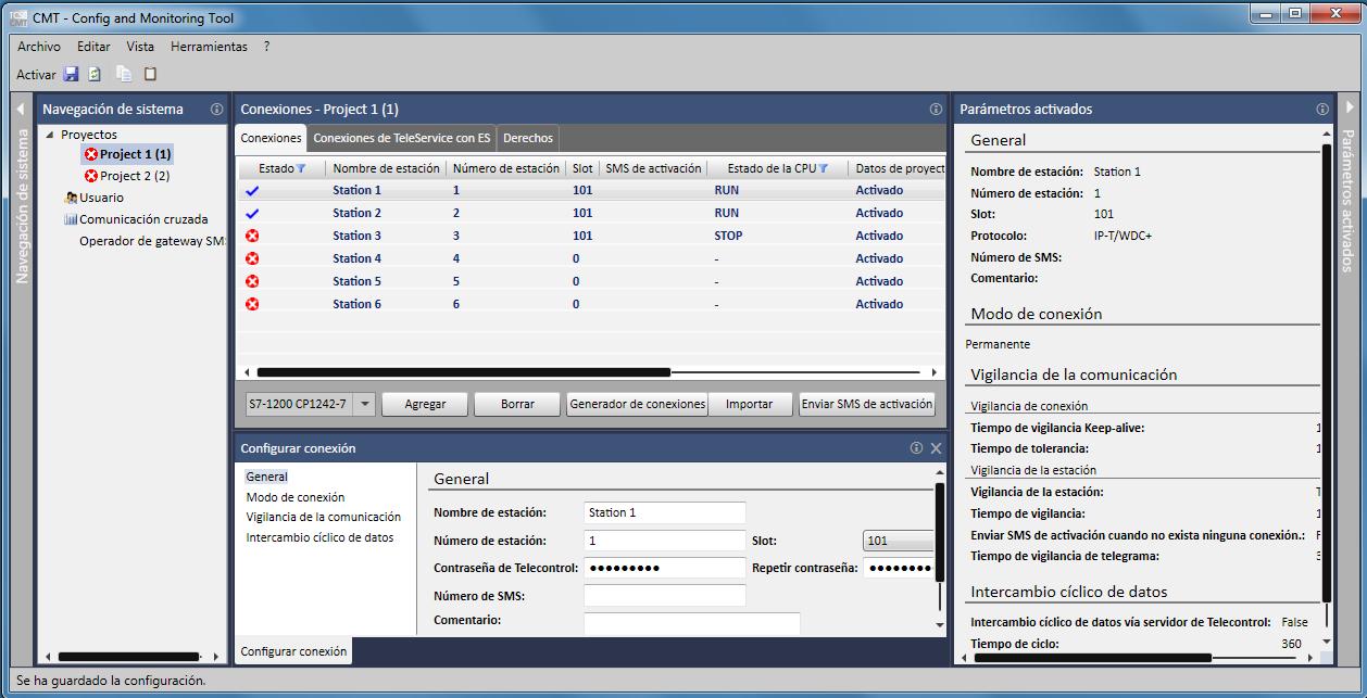 La Configuration and Monitoring Tool 5.