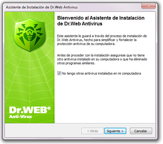 El agente de software de Dr.