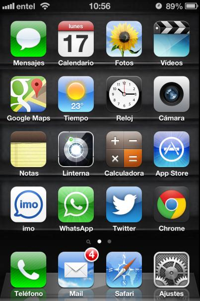 SINCRONIZAR AGENDA CON IPHONE.
