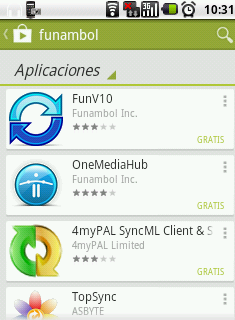 SINCRONIZAR AGENDA CON ANDROID.