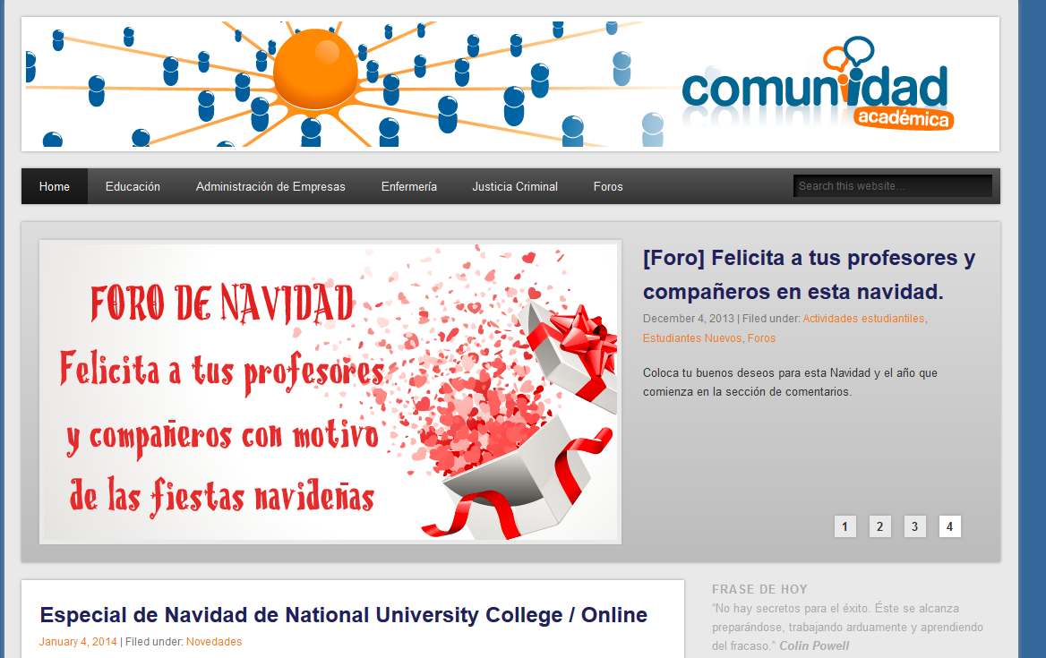 Comunidad https://nationalcollegepr.