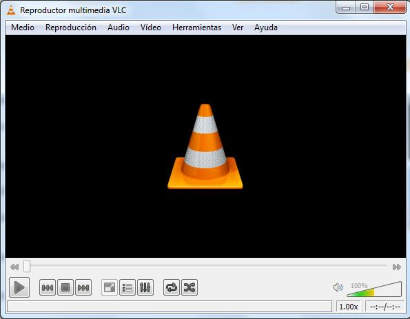 - 67 - b) SOFTWARE PARA LA EMISIÓN DE LOS STREAMINGS DE IPTV El programa que se utlizó para la transmisión multicast del streaming de video fue el software libre VLC media player en su versión 2.1.