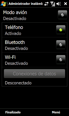 508. Windows Mobile 6.