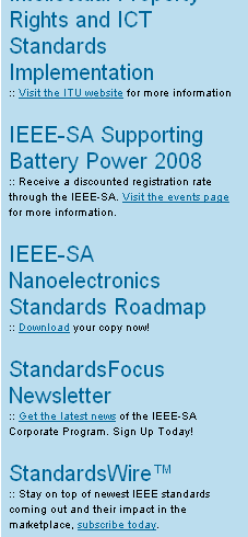 IEEE Standards Association Enabling and promoting the collaborative application of technical knowledge to advance economic and social wellbeing Individual Membership Unlimited balloting IEEE-SA news