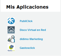 4 Acceso a la aplicación Disco Virtual en Red 4.