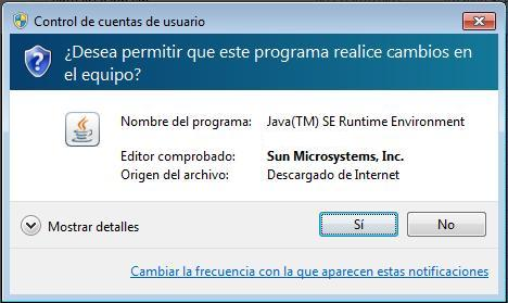 INSTALACIÓN DE JAVA Ejecute el archivo jdk-7u51-windows-x64.exe.