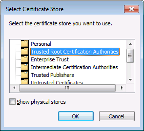 132 Digital Certificate Management 7.