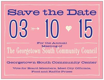 Publicación Oficial de Georgetown South Community Council, Inc. (GTSCC) 9444 Taney Road Manassas, VA 20110 703-361-4500 www.gtownsouth.