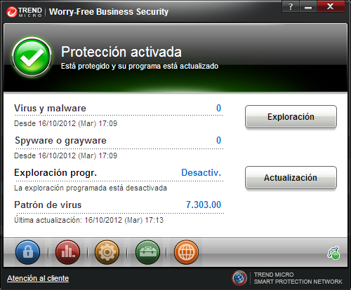 Manual del administrador de Worry-Free Business Security 8.