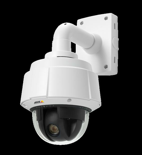 AXIS P55 PTZ Dome Network Camera Series Domos PTZ de