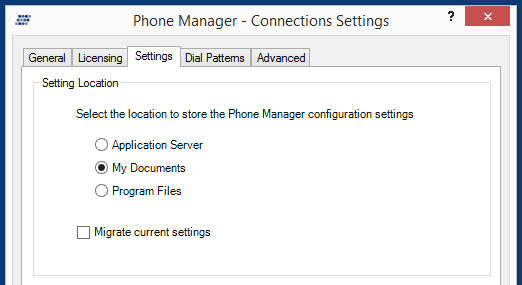 User Guide 7.1 ImportingPhoneManagerv3PersonalContacts Overview If the user has upgraded from Phone Manager v3 then their existing personal contacts can be imported.