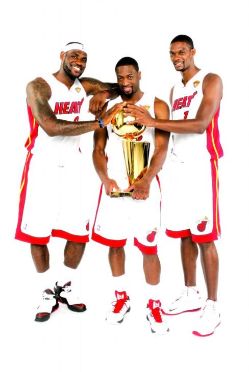 HEAT players, MVP LeBron James, Dwyane Wade and Chris Bosh, have been confirmed as the Grand Marshals of the 2013 Three Kings Day Parade on January 20.