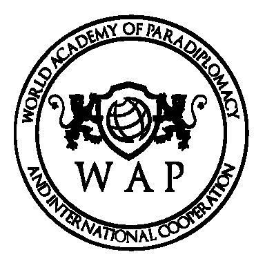 The World Academy of Paradiplomacy and International Cooperation (WAP) is a leading global organization of academic scholars, national and subnational government officers, international and non-