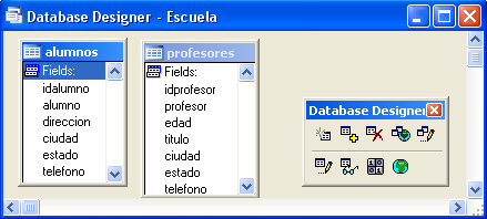 VISUAL FOXPRO 9.0 SP2 Capitulo 2 CONTENIDO DE UNA BASE DE DATOS.