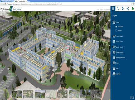 Feature Capa Raster Capa TIN Carga a ArcGIS on-line Web Scene No requiere plug-in Véalo en