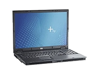 Hewlett-Packard HP Compaq Business Notebook nx9420 - Core 2 Duo T7200 / 2 GHz - Centrino Duo - RAM : 1 GB - HD : 120 GB - DVD±RW (+R doble capa) / DVD- RAM - Gigabit Ethernet - WLAN : 802.