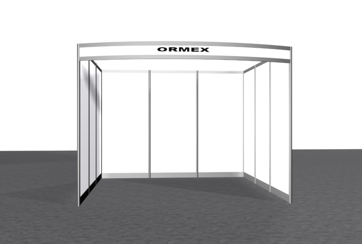 GRUPO ORMEX MEXICO FIRE EXPO 2011 APRIL 12-14, CENTRO BANAMEX DEADLINE: MARCH 15, 2011 BOOTH NO. DATE: COMPANY: CONF.No. REQUEST FOR BOOTH MODIFICATION SIGNBOARD LEFT WALL BACK WALL 2.