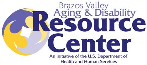 Our Partners How to contact the Brazos Valley Aging and Disability Resource Center: Brazos Valle y Counc il of Governm ents Brazos Valle y Area Agenc y on Aging Alzheim er s Assoc iation Brazos Valle