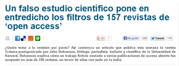 Noticia http://www.sciencemag.org/content/342/6154/60.