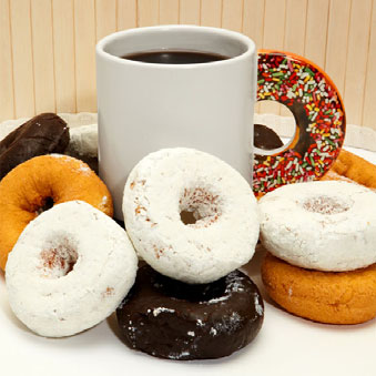 BLESSED TRINITY ANNOUNCEMENTS Coffee & Donuts Coffee and Donuts after Mass on Sunday mornings has ended for the summer. It will resume back in September after the Summer Holiday is over.