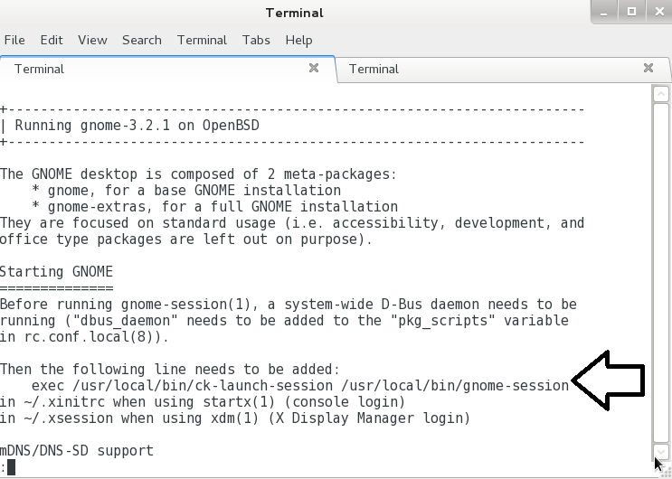 /usr/local/share/doc/pkg-readmes/gnome-3,2,1p7 Figura 3 5.