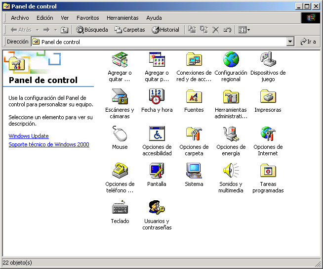 Si ya instaló el software anteriormente En Windows 2000 ATENCIÓN En S1300i y S1100, Windows 2000 no es soportado. 1.
